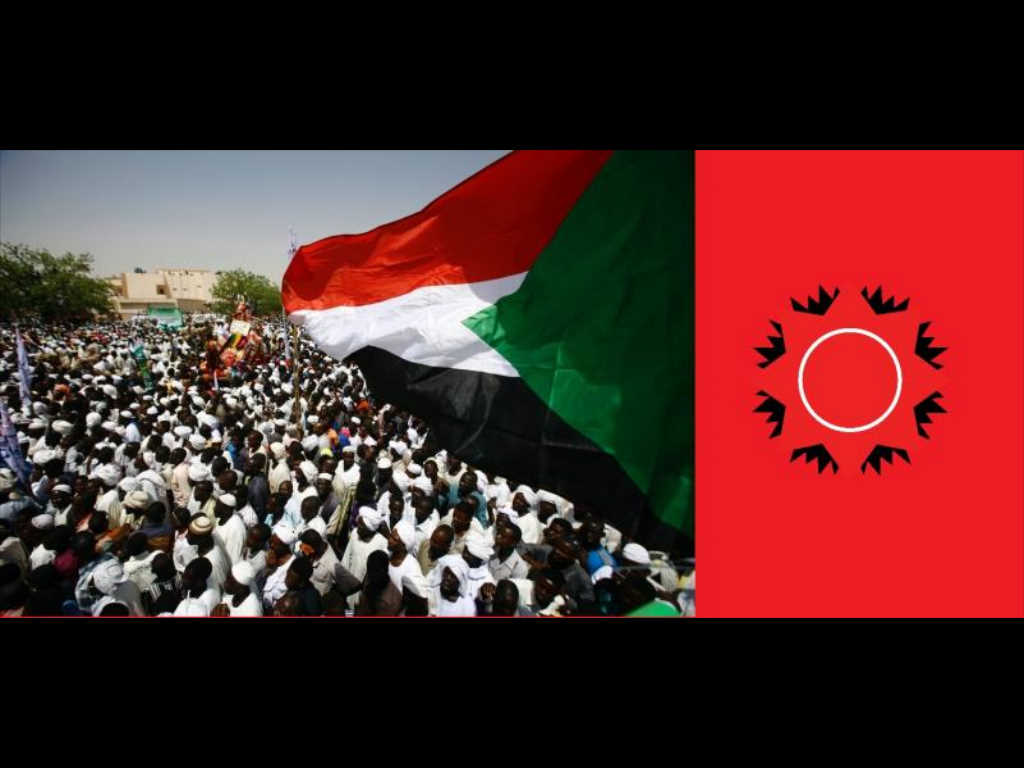 REVOLUTIONARY SUDAN 2019