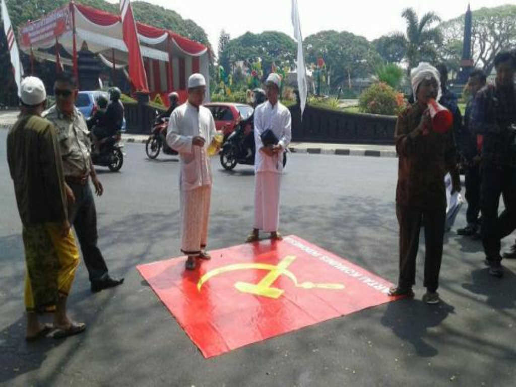 CRIMINAL AUTHORITIES OF INDONESIA STARTED A NEW WAVE OF ANTI-COMMUNIST REPRESSIONS