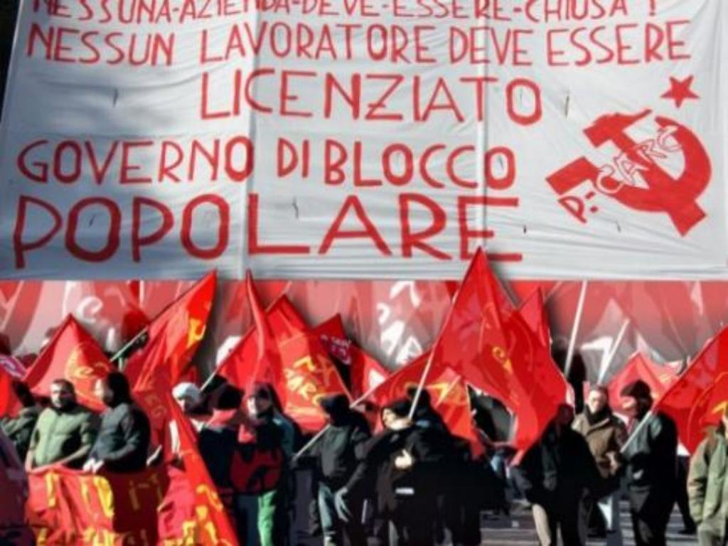 ITALY – DEDICATED TO WHOM THE REACTIONAL MOBILIZATION HAS ALREADY BEEN CONQUERED