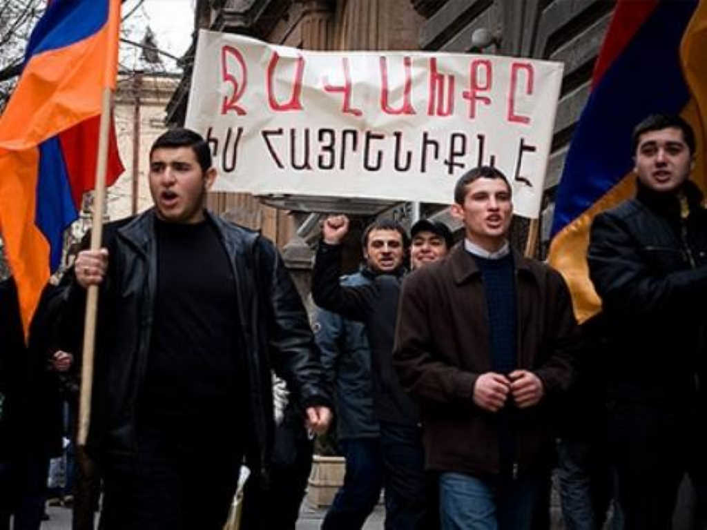 ARMENIANS OF JAVAKHETIA: NEW STAGE OF THE GENOCIDE FROM THE IMPERIALIST NEOOSMANISM OF TURKEY?