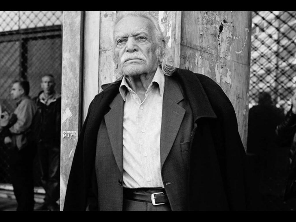 IN MEMORY OF THE GREEK ANTI-FASCHIST AND INTERNATIONAL FIGHTER COMRADE MANOLIS GLEZOS…