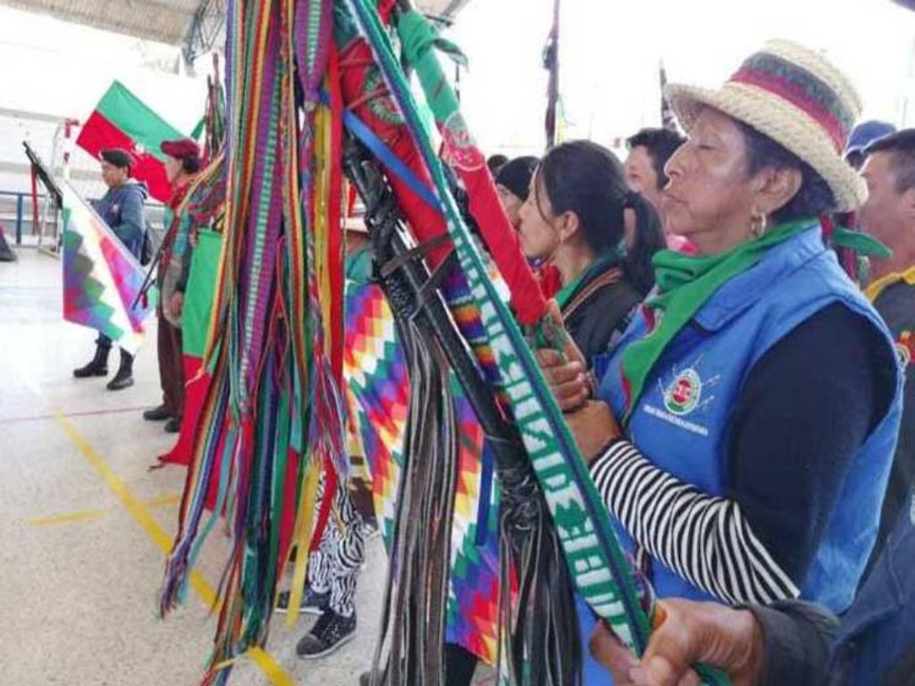 STATEMENT OF THE PREVENTED INDIGENOUS PEOPLES OF COLOMBIA