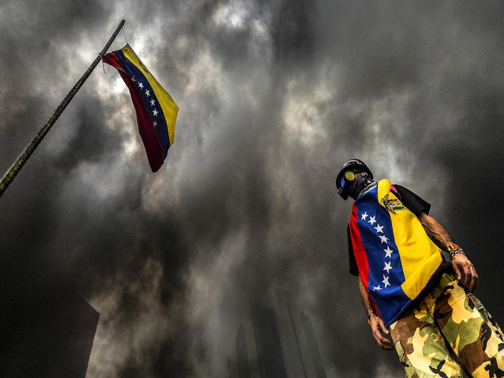 EXTERNAL AND INTERNAL ENEMY OF BOLIVARIAN VENEZUELA