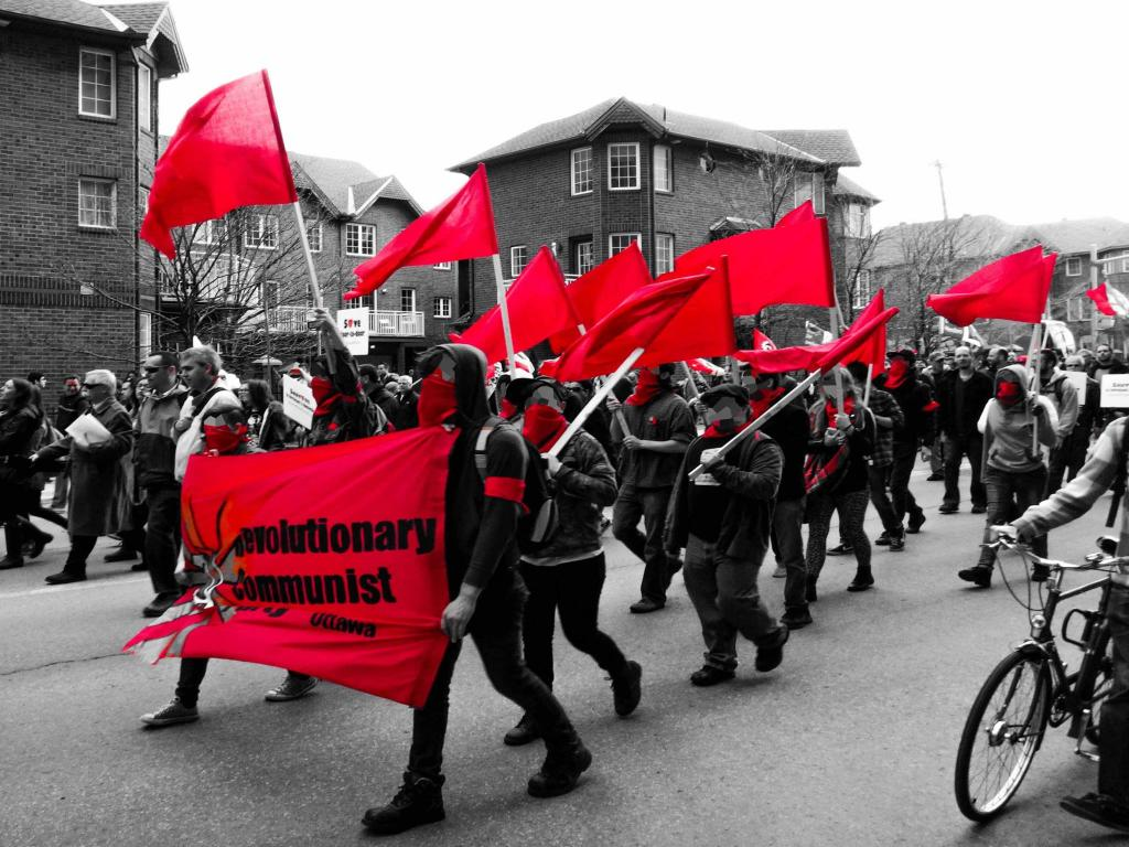 REVOLUTIONARY COMMUNIST PARTY OF CANADA: RECONSTRUCTION
