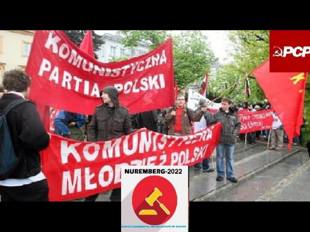 AGAINST AGGRESSIVE DECOMMUNIZATION IN POLAND AND SLOVAKIA
