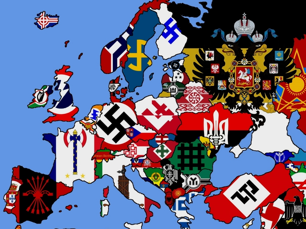 "THE APPROACHING ""FOURTH REICH"" OF MODERN EUROPE"