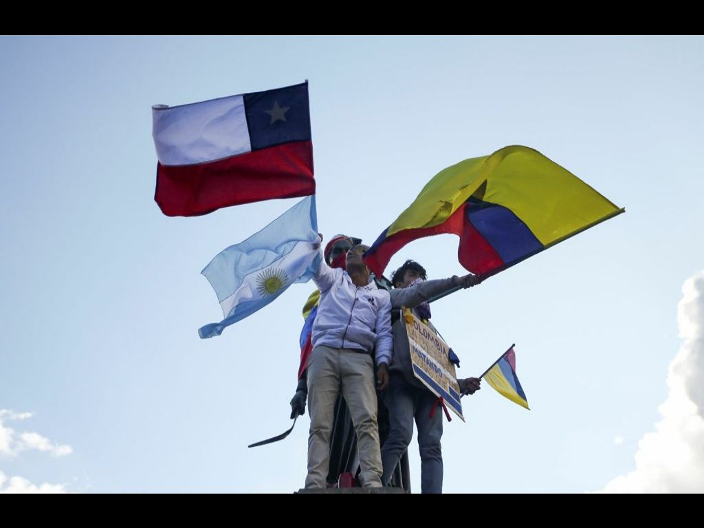 CONGRESS OF THE PEOPLES OF COLOMBIA
