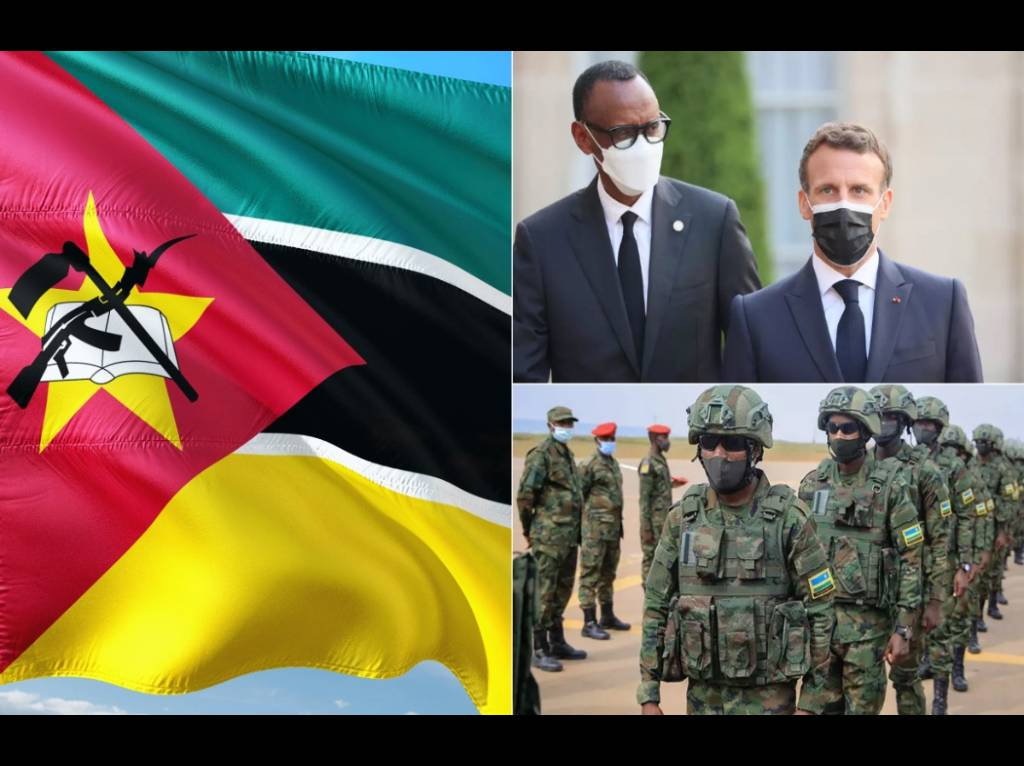 COLONIAL AMBITIONS OF PRESIDENT MACRON IN MOZAMBIQUE
